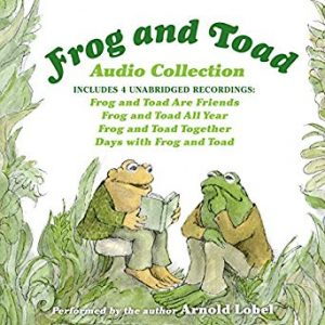 Frog and Toad Audio Collectionの画像