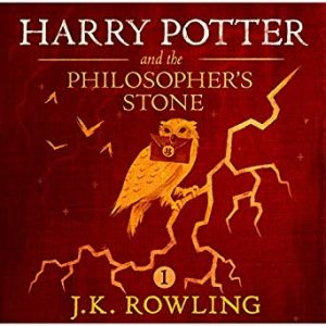 Harry Potter and the Philosopher'sの画像