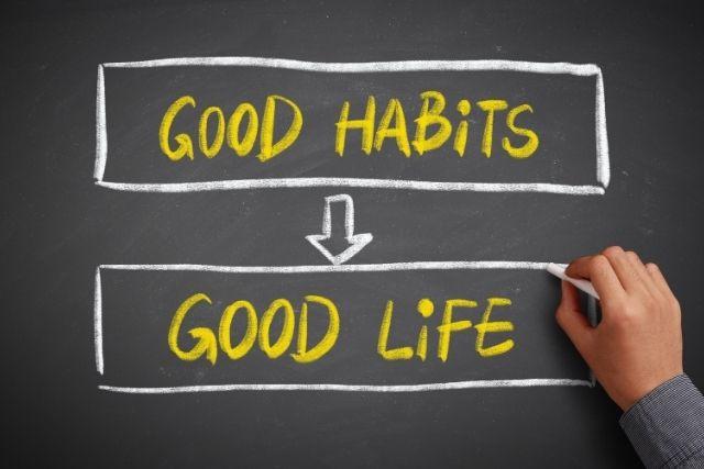 習慣が人生を作る
