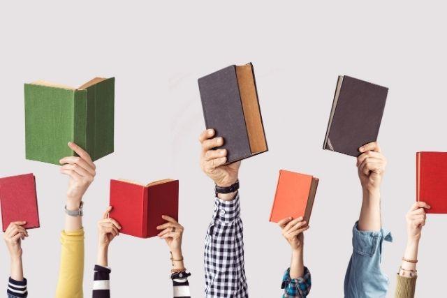 みんなが選ぶ複数の本